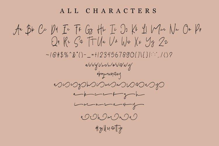 Hitterlove   Lovely Script example 3
