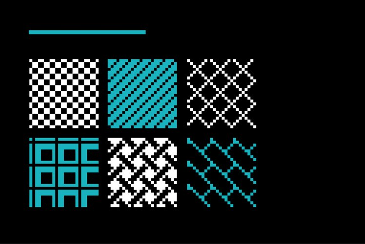 SB Pixelpaint - Pixel Patterns
