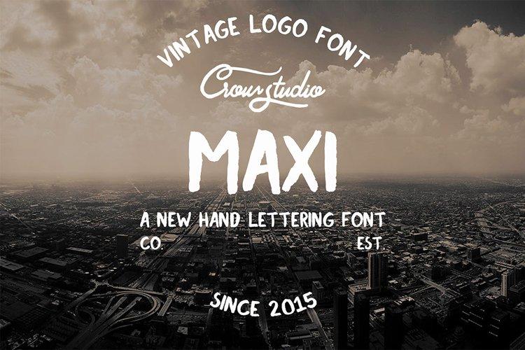 Maxi  example image 1
