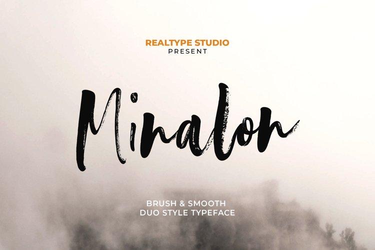 Minalon Brush example image 1