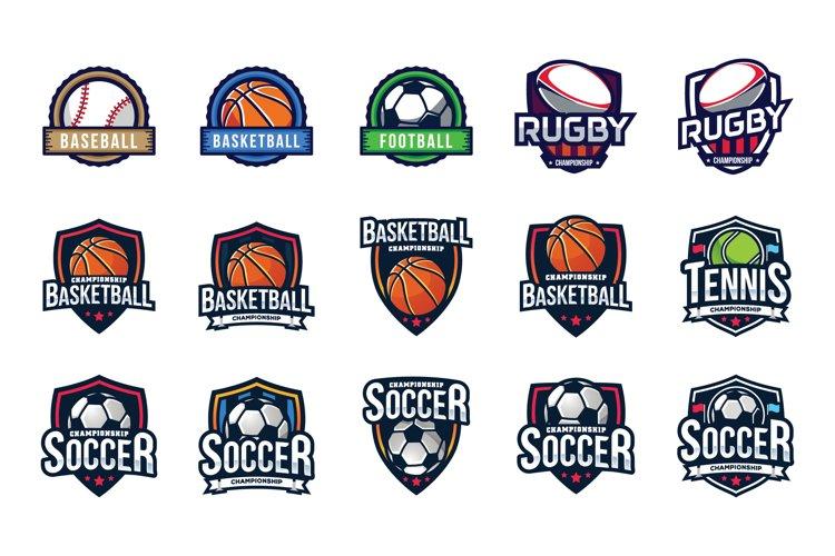 70 American Logo Sports example 3