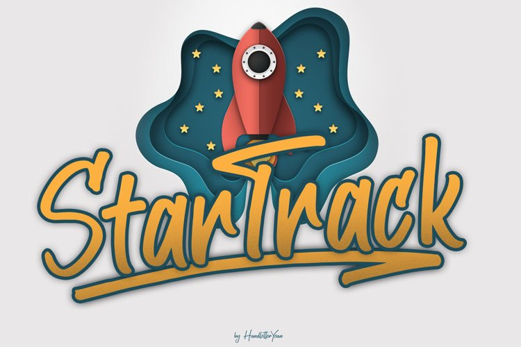 StarTrack example image 1