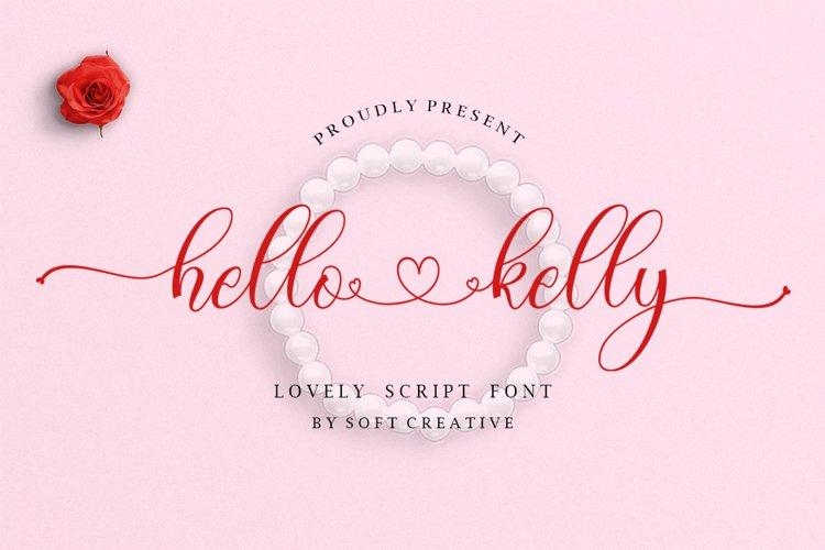 Hello Kelly