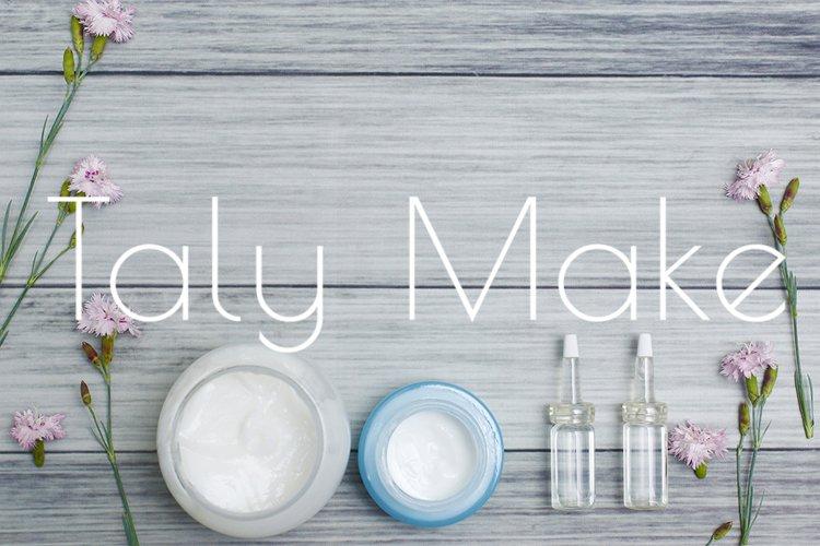 Cosmetic creams example image 1