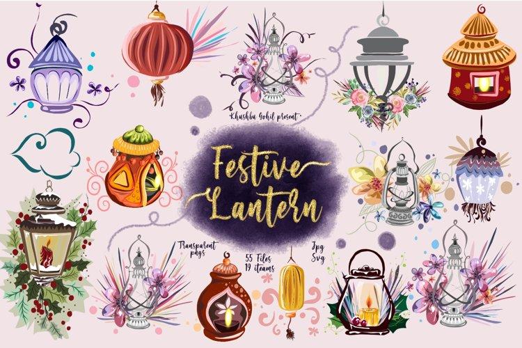 Festive Lantern example image 1
