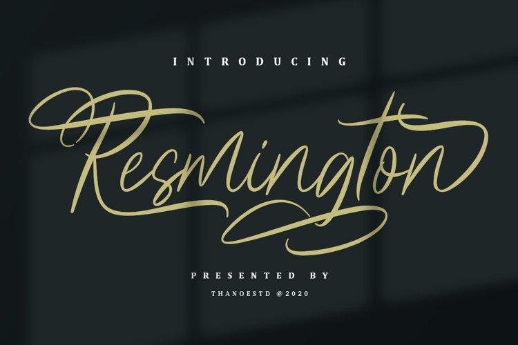 Resmington example image 1