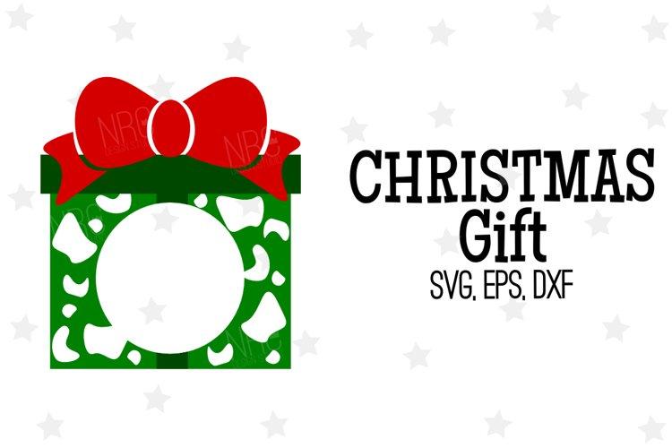 Christmas Gift SVG File