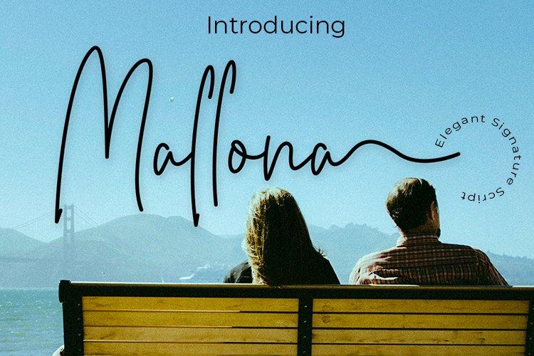 Mallona example image 1