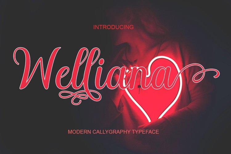 Welliana example image 1