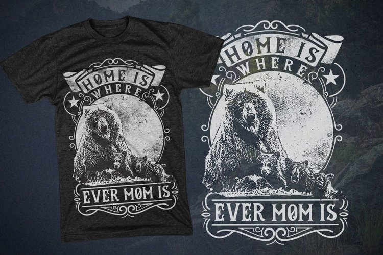 Home Is Where Ever Mom Is example image 1