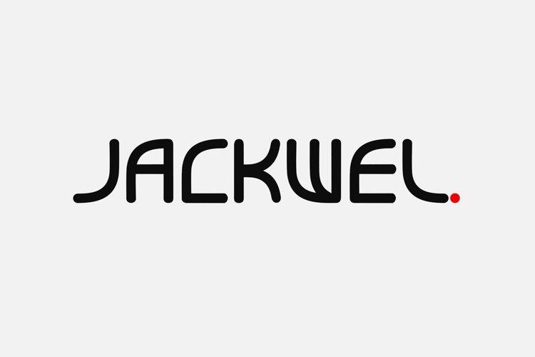 Jackwel - Modern Font GL example image 1