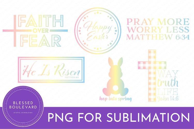 Easter Illustrations | Easter Clipart | Easter PNG Bundle