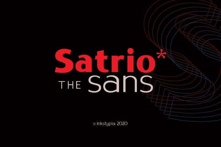 Satrio example image 1