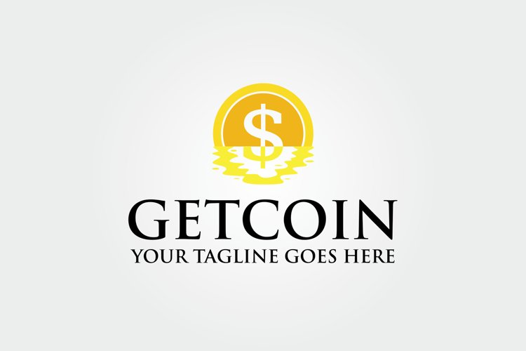 Get Coin Logo example image 1