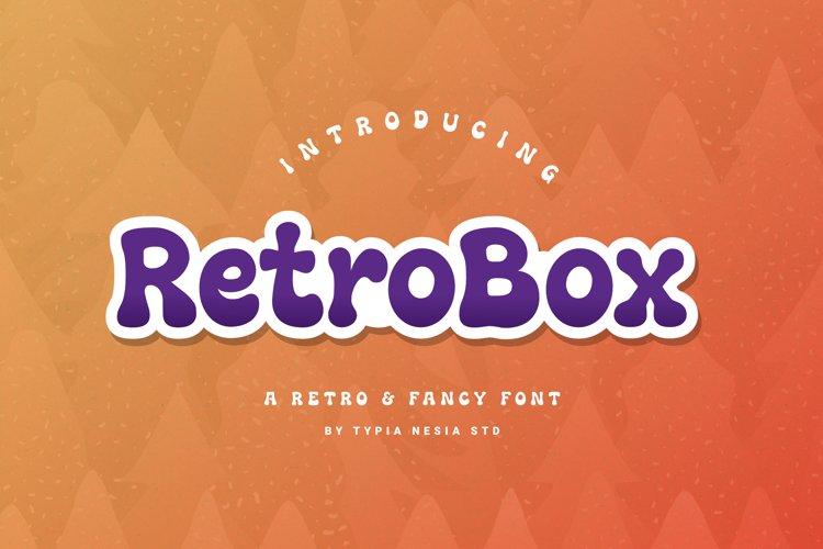 Retrobox example image 1