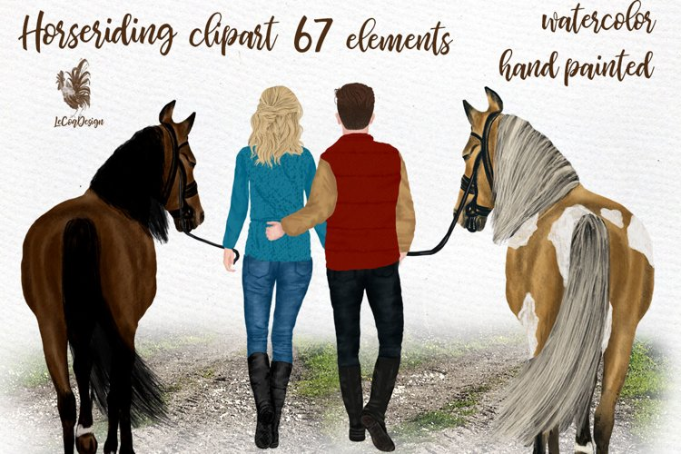 Girl with horse Couples and horses Couples back view Mug Png example image 1