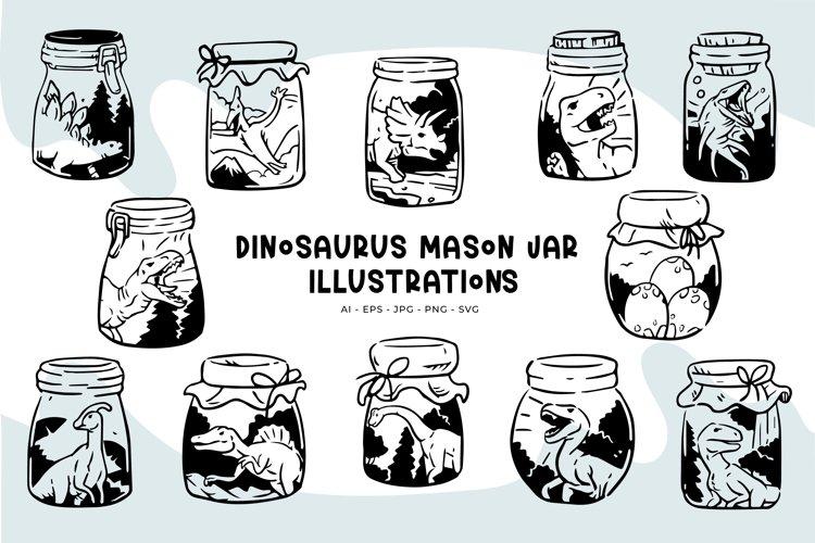 Dinosaur Illustrations