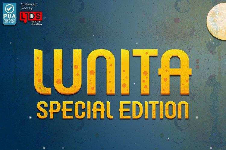 Lunita Especial Edition example image 1
