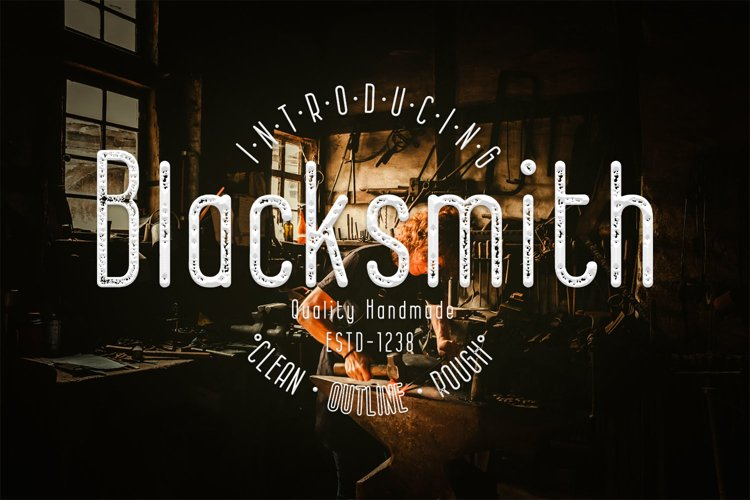 Blacksmith example image 1