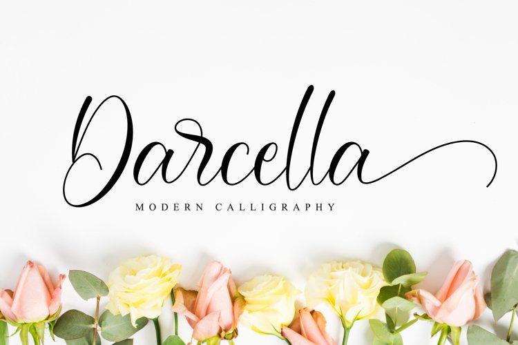 Darcella Script example image 1