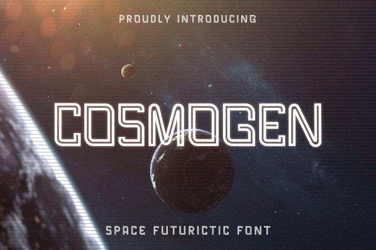 Cosmogen - Space Futuristic example image 1