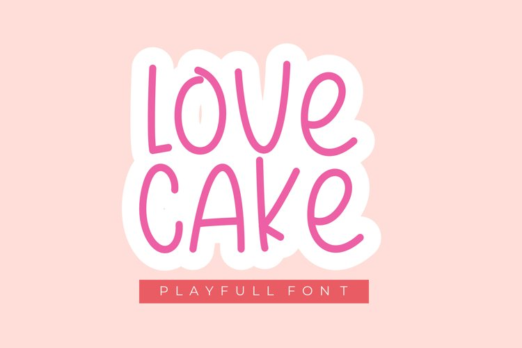 Love Cake example image 1