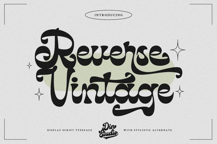 Reverse Vintage example image 1