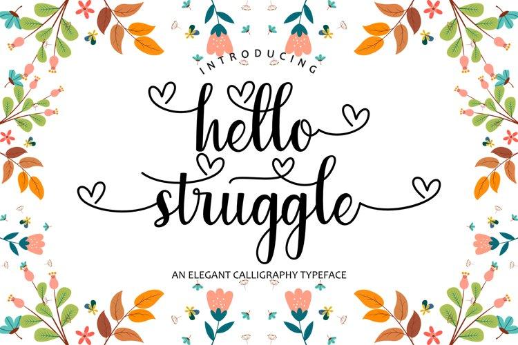 hello struggle example image 1
