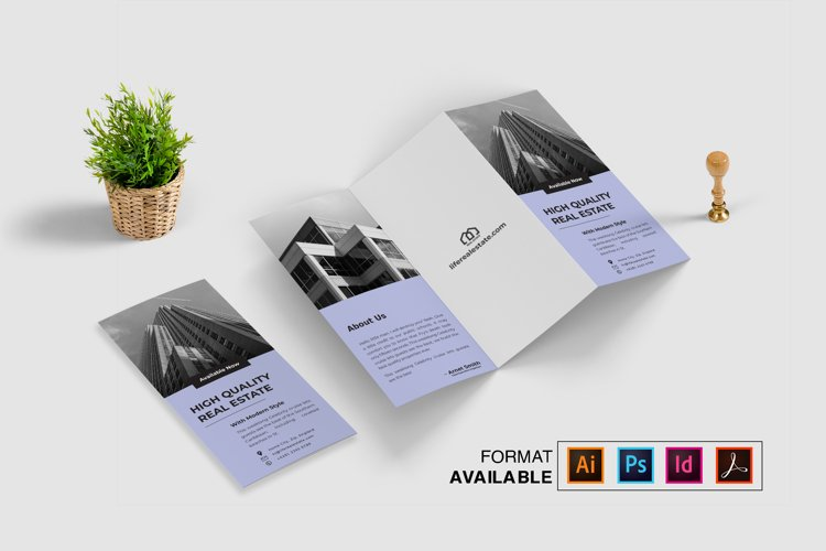 Corporate Trifold Brochure Vol. 2 example image 1