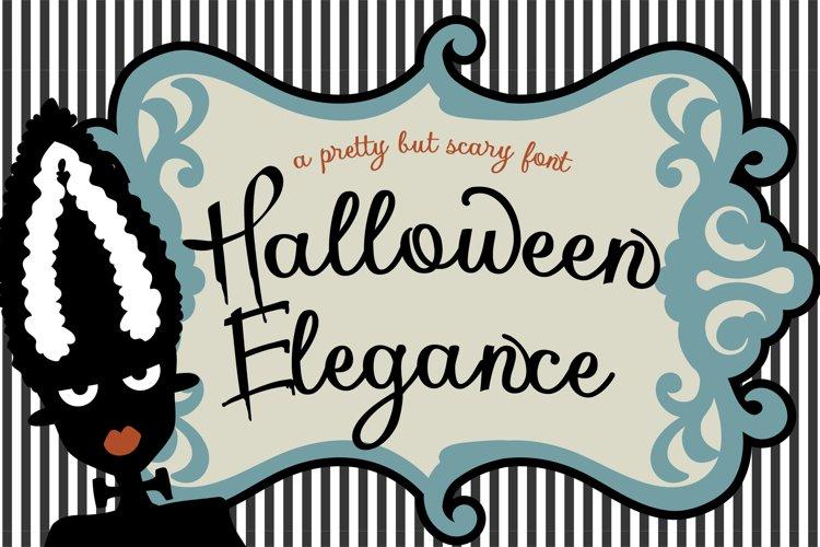ZP Halloween Elegance example image 1