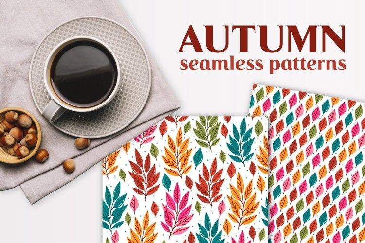 7 Autumn patterns example image 1