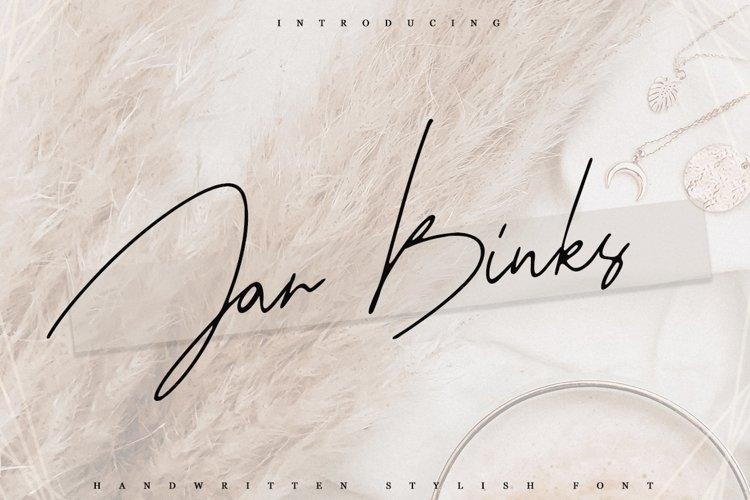 Jar Binks Cyrillic & Latin Font example image 1