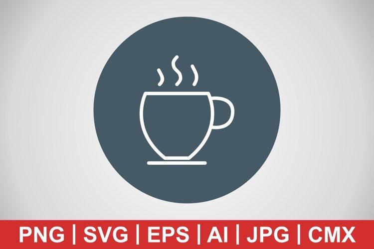 Vector Tea Icon example image 1