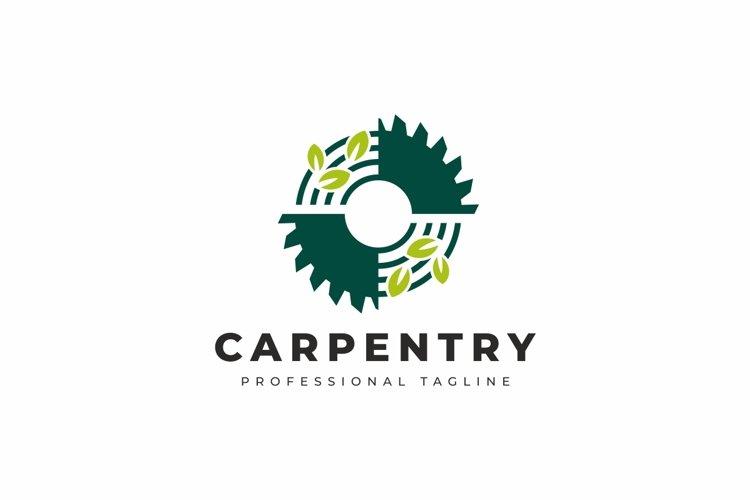Carpentry Logo example image 1