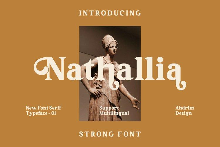 Nathallia