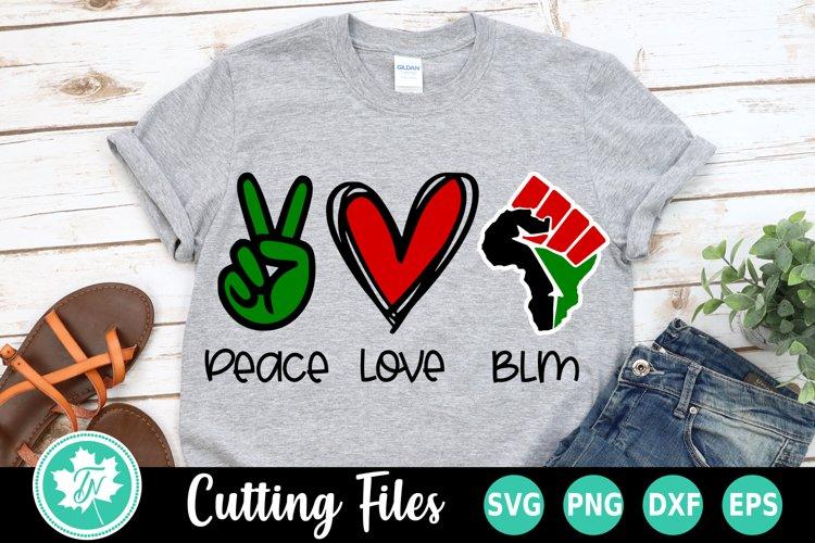 Black Lives Matter SVG | BLM SVG | Awareness SVG