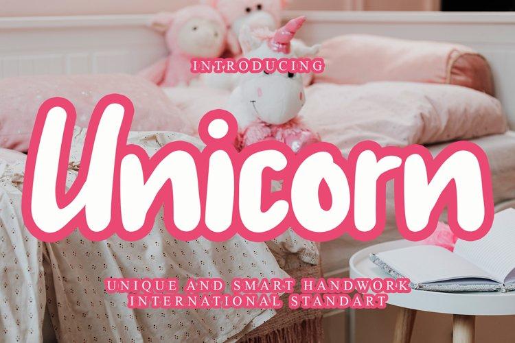 Unicorn example image 1