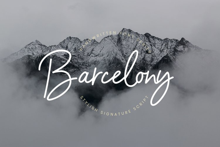 Barcelony Signature example image 1