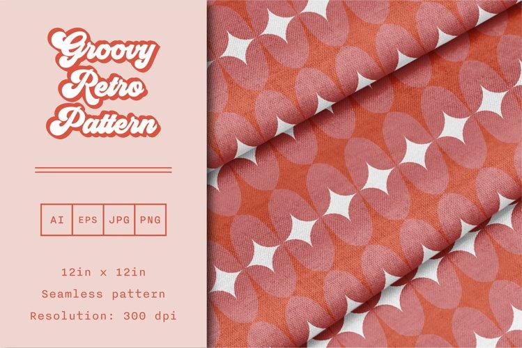 Groovy Retro Pattern
