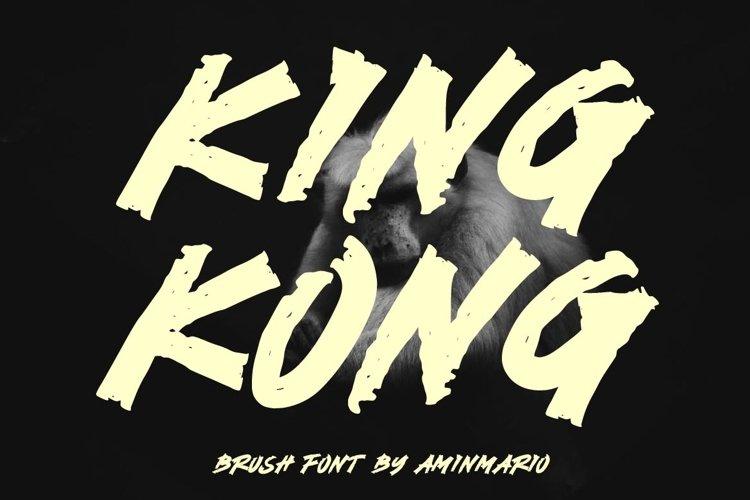 KING KONG example image 1