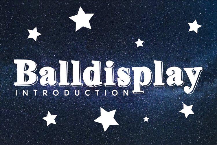 Balldisplay example image 1