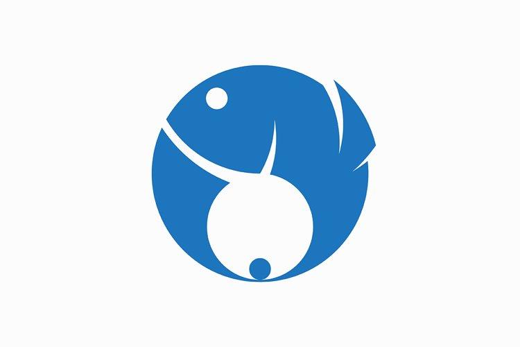 Fish logo design example image 1