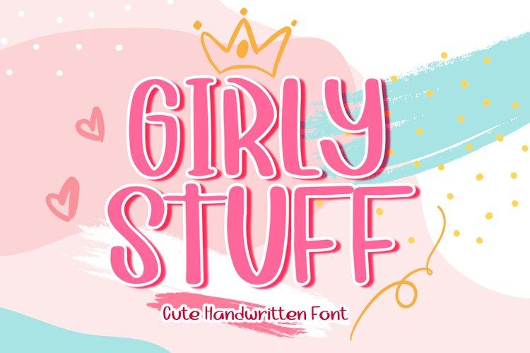 Girly Stuff example image 1