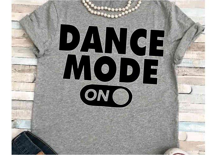 Dance svg SVG DXF JPEG Silhouette Cameo Cricut Cheerleader svg iron on ballerina svg dancer shirt Dance mode svg