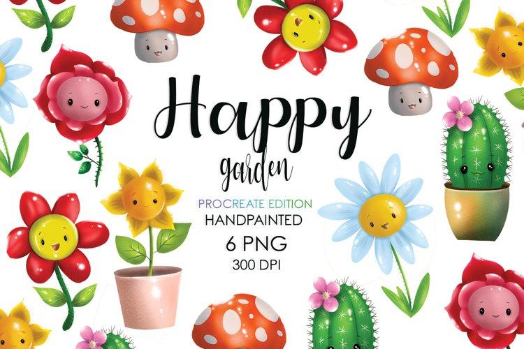 sunflower, Floral, Flower, Cactus, Baby Bundles, Sublimation example image 1