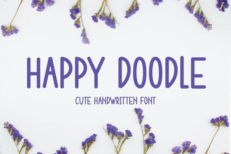 Happy Doodle example image 1