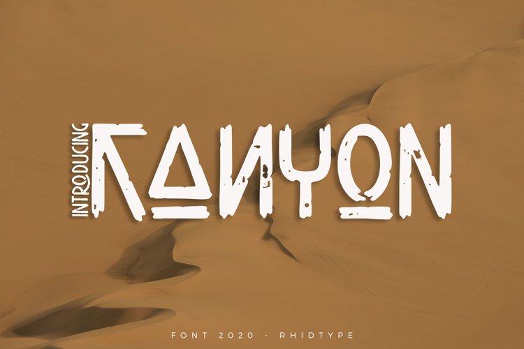 kanyon example image 1