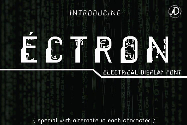 ECTRON example image 1