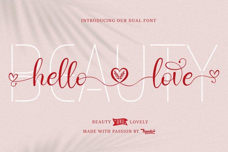 Hello Love example image 1