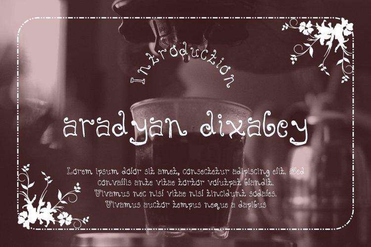aradyan dixabey example image 1